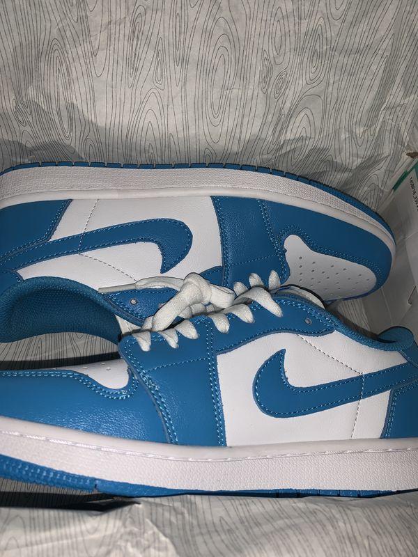 Jordan 1 low sb unc size 10