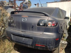2007 Mazda mazda3 for parts only for Sale in San Diego, CA