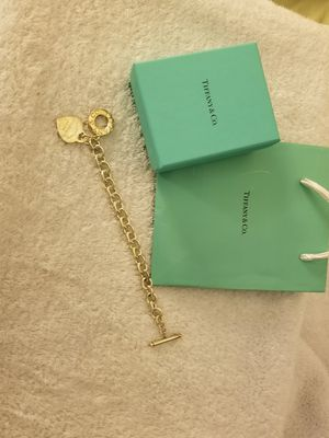 Return to tiffany toggle bracelet for Sale in Annapolis, MD