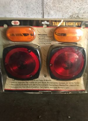 Trailer light kit for Sale in Trafford, PA