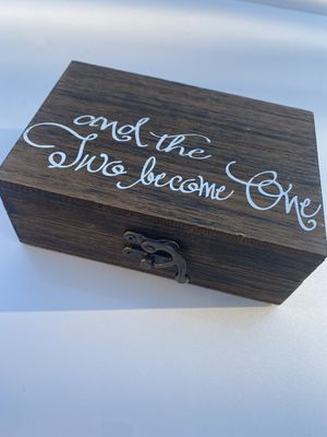 Ring box for Sale in St. Charles, IL