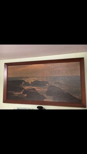 Ocean Shore Painting for Sale in Chicago, IL