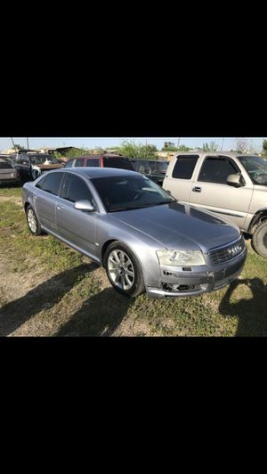 2005 Audi A8 parting out for parts for Sale in Dallas, TX