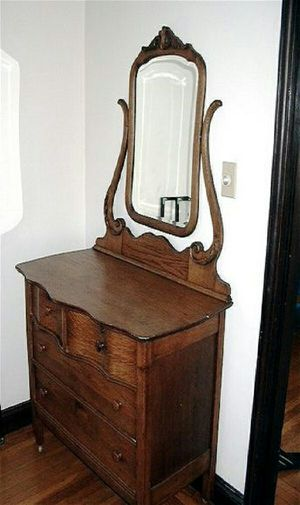 Antique Oak Dresser for Sale in Brooklyn, NY