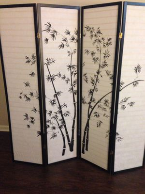 """New """"Bamboo"""" Privacy/Room Divider for Sale in Silver Spring, MD"""