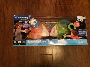 Discovery kids spaceship laser tag electronic game new for Sale in Brook Park, OH