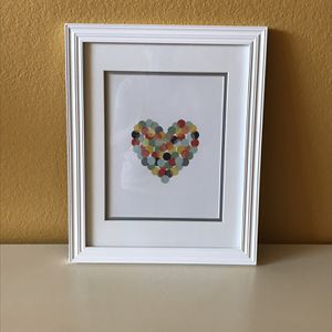 Cute Heart picture for Sale in Garland, TX