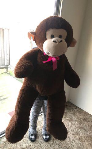 Teddy bear monkey for Sale in Fresno, CA