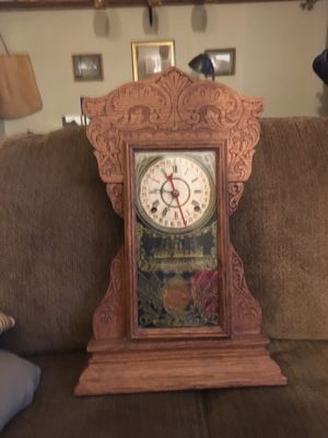 Wm. L. Gilbert antique clock. All money Goes to a Trussville pro life ministry. for Sale in Trussville, AL