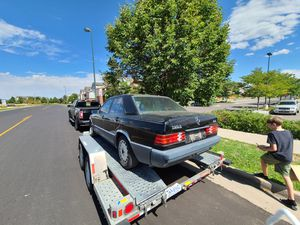 1993 Mercedes 190e 2.6 parts for Sale in Northbrook, IL