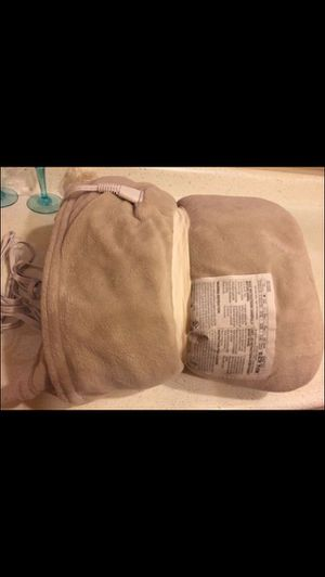 Electric Heated blanket for Sale in Las Vegas, NV
