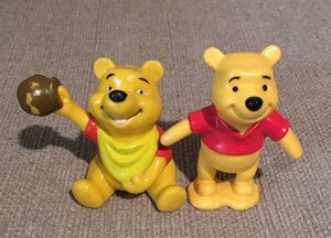 Winnie the Pooh figure toy set for Sale in Melbourne, FL