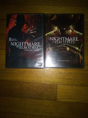 Nightmare on Elm Street Complete Collection for Sale in Kingsport, TN