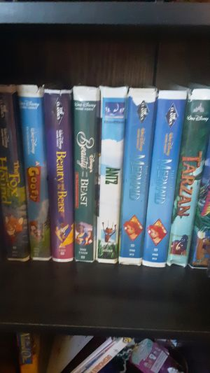 DISNEY VHS MOVIES for Sale in Price, UT