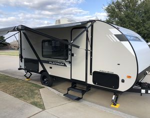 2020 Forest River Wildwood Platinum 179dbk for Sale in Crowley, TX