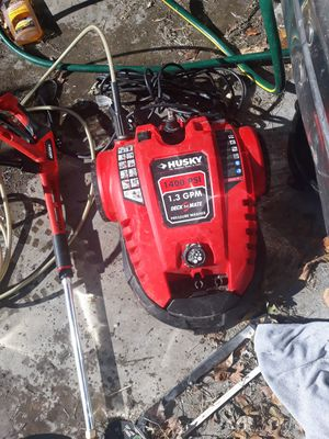 Electric power washer and Delta table saw for Sale in St. Louis, MO