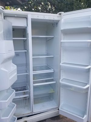 Kenmore double side Refrigerator for Sale in Houston, TX