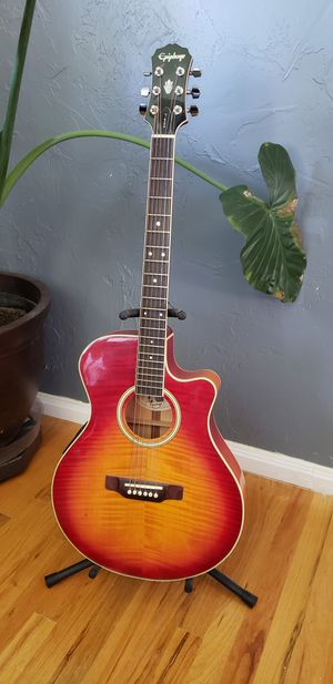 Epiphone acoustic/electric for Sale in Lakewood, CO