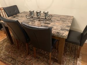 Tables with 4 chairs for Sale in Alexandria, VA