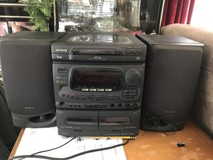 Aiwa stereo system for Sale in Kent, WA
