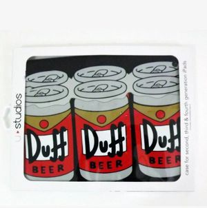 Duff Beer iPad Case For 2nd, 3rd And 4th Generation Universal Studios for Sale in Sebring, FL