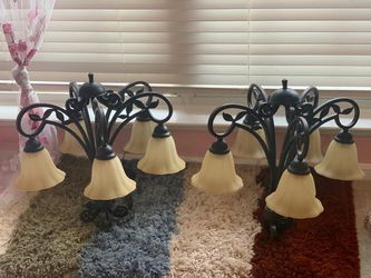 Chandelier 2 Pices for Sale in Fairfax,  VA