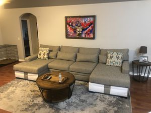 Custom Winston Sectional Couch for Sale in Land O' Lakes, FL
