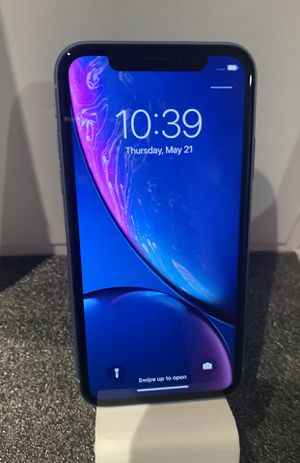 iPhone XR Blue (64GB) GSM Unlocked, Desbloqueado for Sale in Newhall, CA