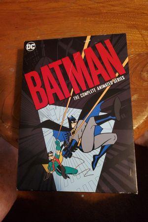 Batman the complete animated series for Sale in Richmond, VA