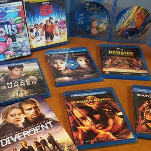 ~**10 Adolescent Blu Ray Movies**~ for Sale in Happy Valley, OR
