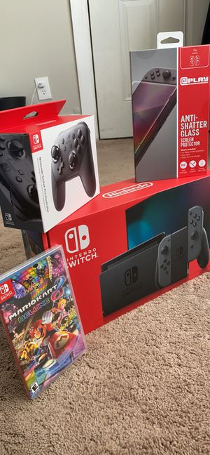 New Nintendo Switch v2 bundle for Sale in Dearborn, MI
