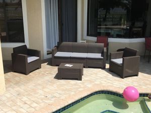 Brand new !!! / Furniture / Patio furniture / outdoor furniture / Muebles de patio / patio set for Sale in Hialeah, FL