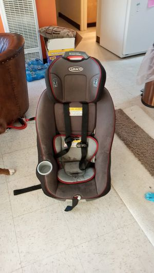 Graco car seat with cup holder for Sale in San Diego, CA