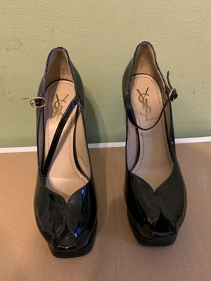 YSL Heels Size 37.5 for Sale in New York, NY