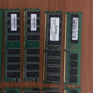 RAM memory For PC for Sale in Chicago, IL