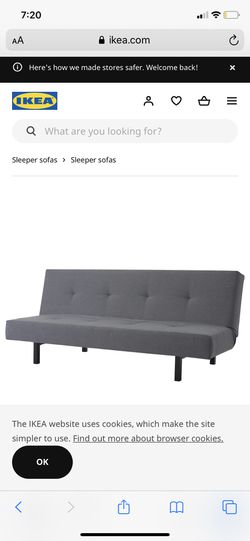 IKEA sleeper sofa and sectional sofa for Sale in Richmond,  CA