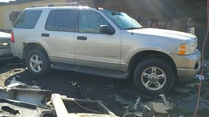 Now open Saturday's . 2004 Ford Explorer 4x4 4.0L Parts only. U pull it yard cash only. for Sale in Hillcrest Heights, MD