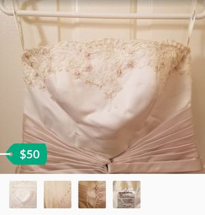 Wedding Dress {contact info removed} for Sale in Saint Petersburg, FL