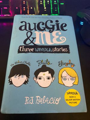 Augie and me hardcover book for Sale in Orange, CA
