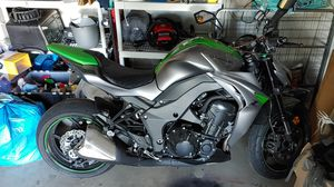 2016 Kawasaki Z1000 Motorcycle for Sale in Round Rock, TX