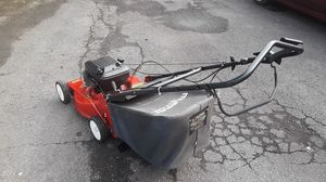 Murray lawn mower 5 horsepower completely serviced new cutting blade for a bagger Onsen snow asking $110 for Sale in Long Pond, PA