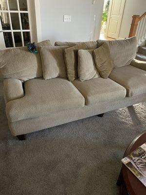 Living room set, Queen Bed mattress for Sale in Atlanta, GA