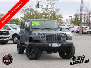 2014 Jeep Wrangler Unlimited for Sale in Auburn, CA