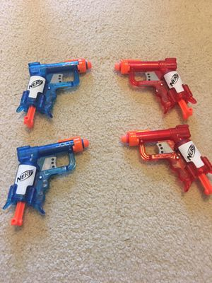 MORE Nerf guns! for Sale in Lakeville, MN