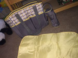 Diaper bag like new never used but only for toys for Sale in Aberdeen, WA