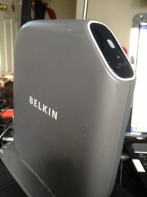 Belkin router for Sale in Tacoma, WA