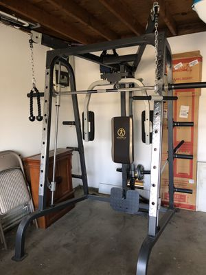 Marcy Home Gym for Sale in El Cajon, CA