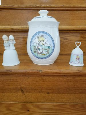 Collectible Precious Moments Porcelain! for Sale in Frederick, MD