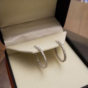 1/3 Carat TW Diamond 14K Gold Round Earrings for Sale in San Jose, CA