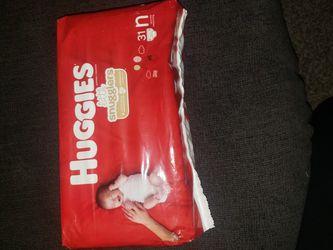Newborn Huggie Diapers for Sale in Fontana,  CA